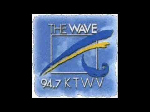 94.7 KTWV Los Angeles, The Wave (July 1991)