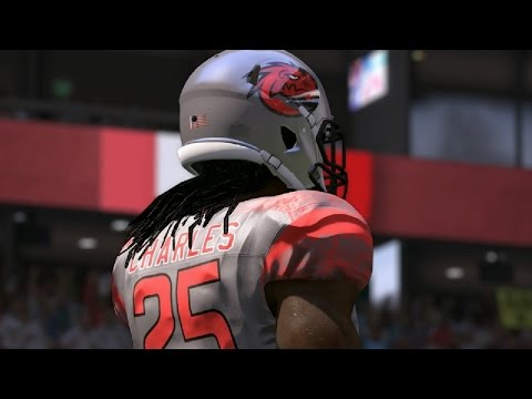 Base Jamaal Charles | Player Review | Madden 17 Ultimate Team Gameplay