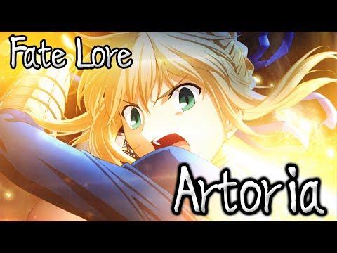 Fate Lore  The Tale of Artoria Pendragon