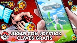 Como JUGAR DESDE CASA Pokemon GO ¡ JOYSTICK PGSHARP ! Codigos GRATIS Android 6, 7, 8, 9, 10 No VMOS