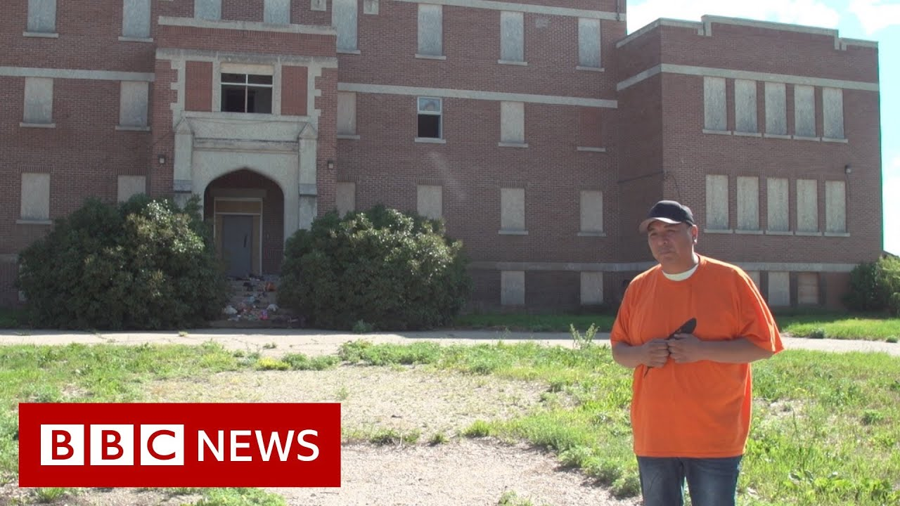 Download The survivors of Canada's residential schools - BBC News