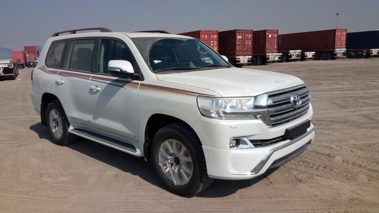 2017 Toyota Land Cruiser Diesel Full Option In Dubai Youtube