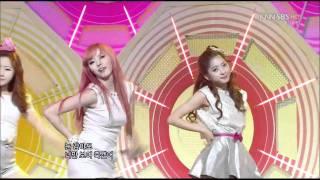 달샤벳 - 핑크 로켓 (Pink Rocket)