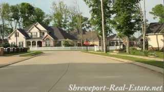 Twelve Oaks Subdivision Neighborhood - Shreveport, La