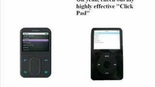 iPOD V.S. The Creative ZEN Vision: M