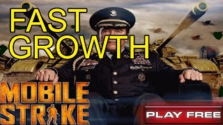 Mobile Strike Tips - How to Quickly Grow Power: Fastest Method!