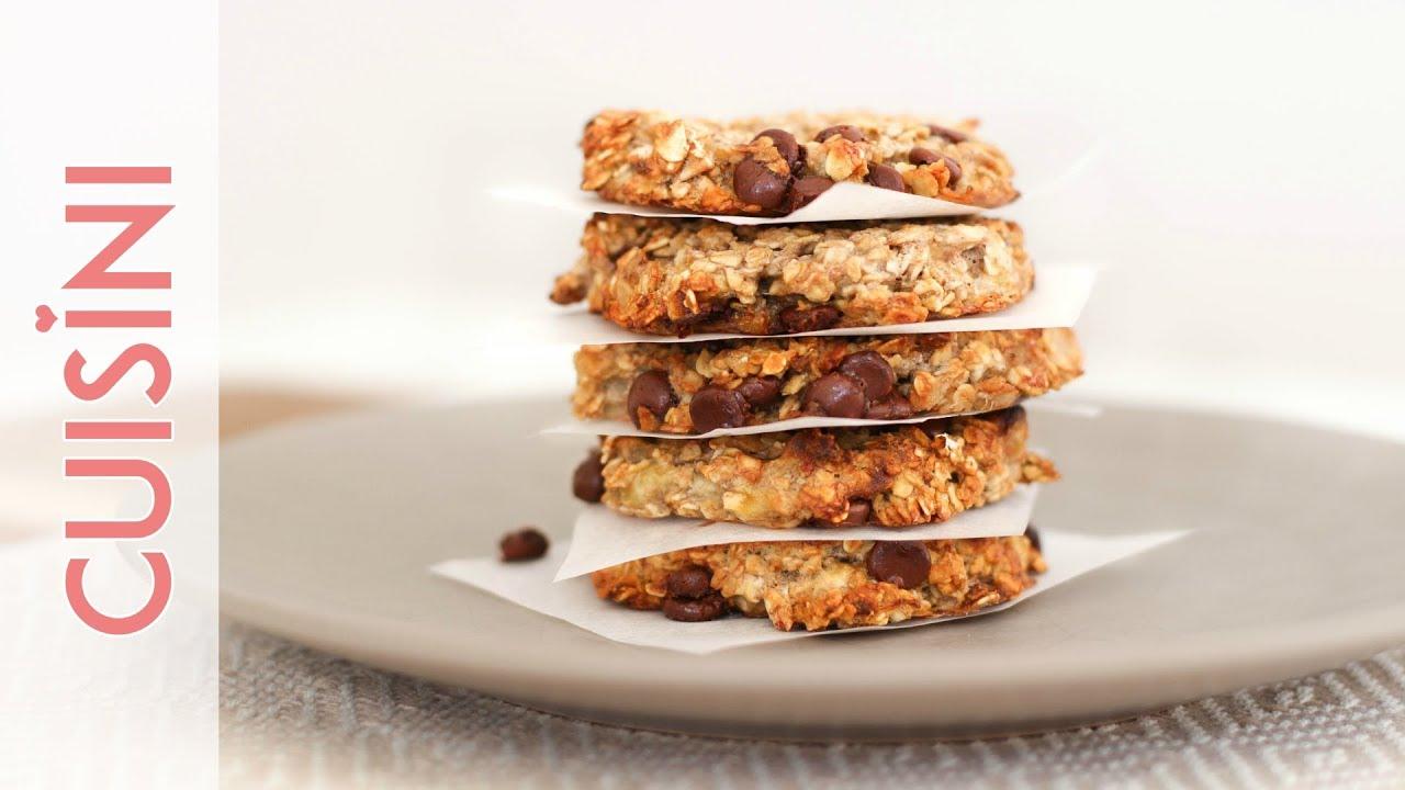 bananen haferflocken kekse backen 3 zutaten cookies. Black Bedroom Furniture Sets. Home Design Ideas