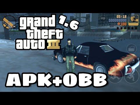 grand theft auto iii apk v1.6