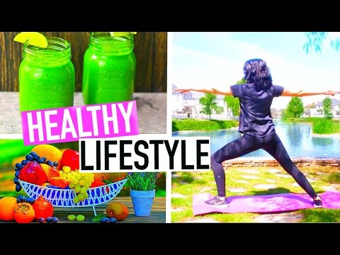 5 Life Hacks To A Healthy Lifestyle
