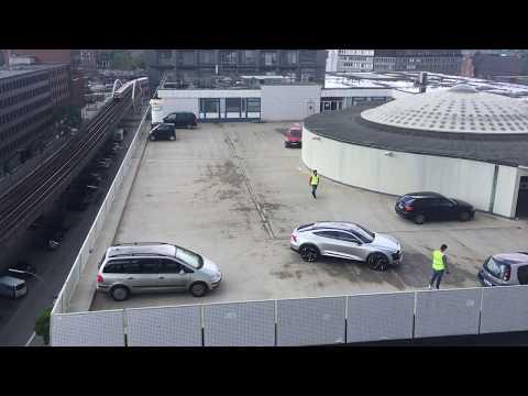 Audi e-tron Sportback Hamburg 20170616