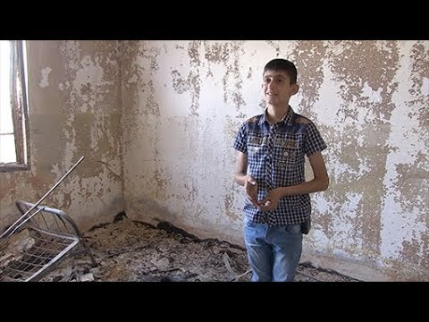 Iraq: Noeh says, 'I want to be a teacher'