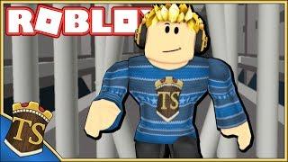 Roblox danese Prigione Escape Simulator Ep 1-Catturato in prigione ENORME!