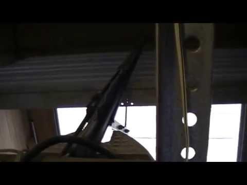 Part 1 Garage Door Sensor Replacement Youtube