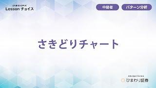 さきどりチャート【ひまわりFX Lessonチョイス】 thumbnail