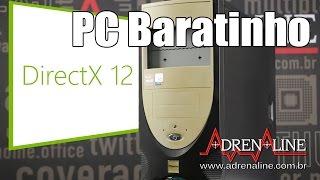 DirectX 12 no PC Baratinho: colocamos para rodar o Ashes of the Singularity em placa Nvidia e AMD