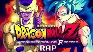 dragon ball z la resurreccin de freezer rap la venganza del emperador jay f ft farak