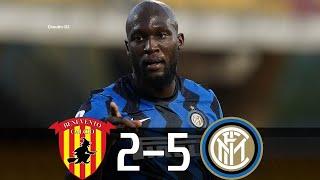 ... benevento vs inter milan 5-2 all goals & highlights - resumen y goles ● 30/09/2020 hdgoalsgianluca capr...