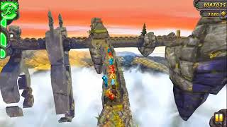 Temple Run 2*FULLSCREEN GAMEPLAY^8 CHEST FOUND*Sky Summit^Montana Smith*MAKE FOR KID #11 2019