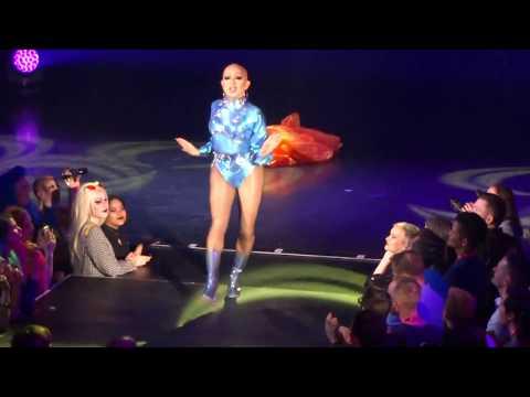 Rupaul Drag Superstars 2018 Sasha Velour, Shea Couleé, Ongina, Cynthia Lee Fontaine, Pandora Boxx