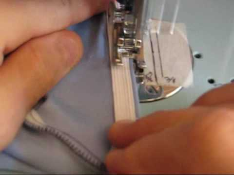 Wwwbriansews Attach Perfect Swimwear Bathing Suit Speedo Fascinating How To Sew Elastic With A Sewing Machine