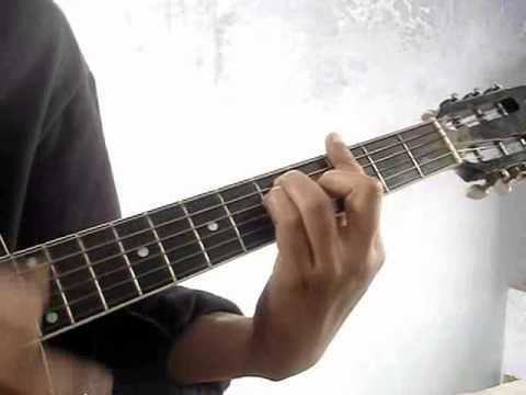 learn tere bina lagta nahi guitar chords