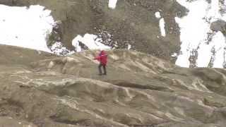 Vorarlberg: Wasserspiegel im Lünersee um mehr als 80 Meter abgesenkt