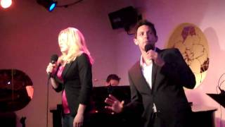 Repeat youtube video Megan Hilty and Steve Kazee sing