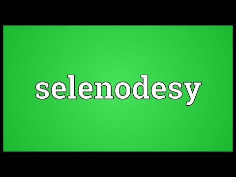 Header of selenodesy