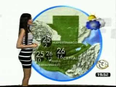El Clima Con Massiel Carrillo 01