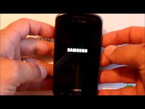 Samsung Stratosphere stock recovery and download mode