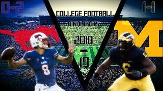 NCAA Football Week 3: Michigan vs SMU Highlights