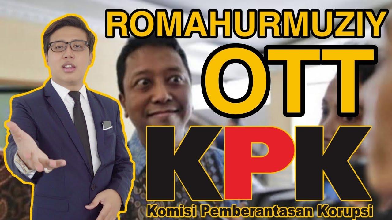 Romahurmuziy Kpk: ROMAHURMUZIY DI TANGKAP KPK , PRABOWO SENANG ?