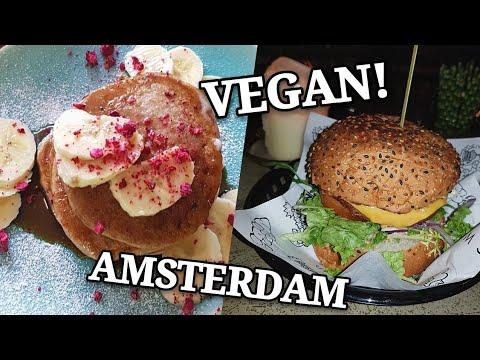 WHAT I ATE IN AMSTERDAM (VEGAN)