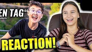 HeyMoritz - JEDEN TAG / Reaction  - Celina