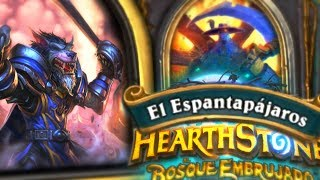 Hearthstone | ENFRENTÁNDONOS AL ESPANTAPÁJAROS 🔮 | ARTILLERO | MODO AVENTURA | Josemi