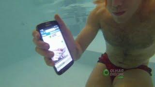 Olhar Digital - Smartphones à prova d