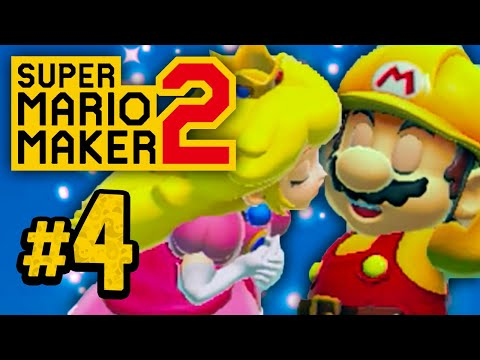Story Mode: Castle Completed! - Super Mario Maker 2 #4