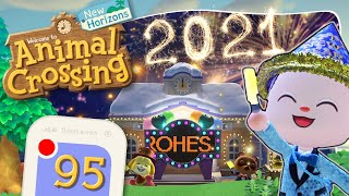 ANIMAL CROSSING: NEW HORIZONS 🏝️ #95: Silvester auf Seychelln