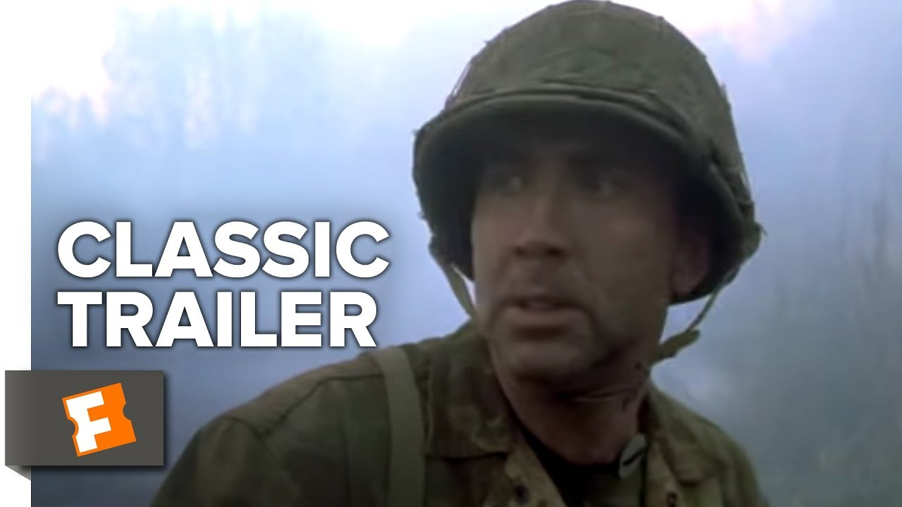 Trailers For Less >> Windtalkers Official Trailer #1 - Nicolas Cage Movie (2002) HD - YouTube
