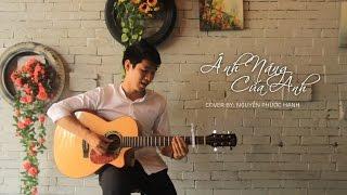 Ánh Nắng Của Anh - Guitar Cover - Phước Hạnh Nguyễn