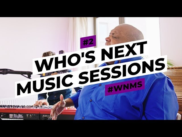 Bryan B | Wind Beneath My Wings (Gladys Knight cover) @ Who's Next Music Sessions #2