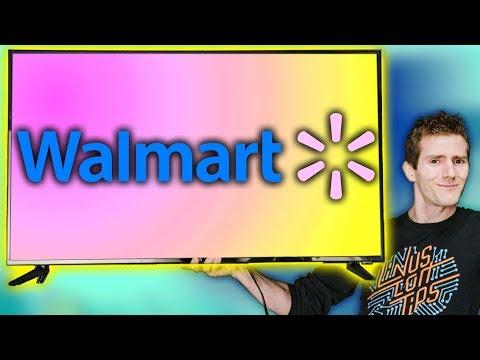 $150 Walmart TV FAIL!