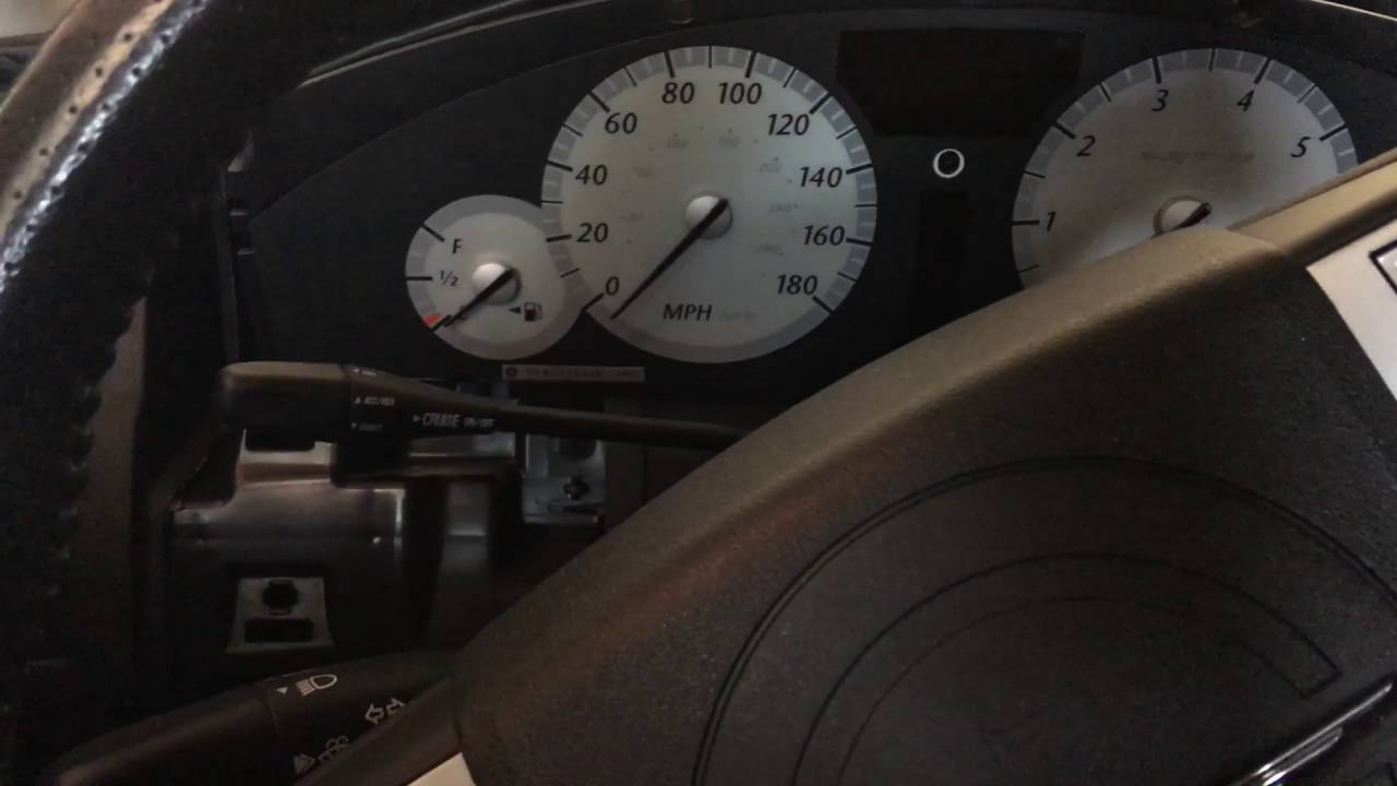 chrysler 300c fuel gauge fix [ 1280 x 720 Pixel ]