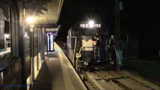 MNR GP35r #102 Runs Around Flatcar @ North White Plains (Harlem Line)