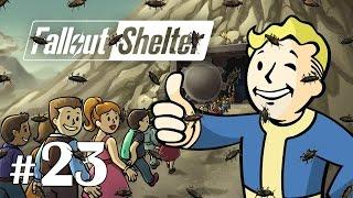 Эксперимент с тараканами-людоедами - Fallout Shelter - #23