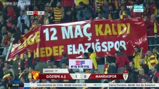 Göztepe 1-0 Manisaspor | Maç Sonu