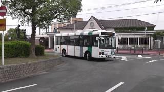 西鉄バス 北九州 香月2944 中間駅前