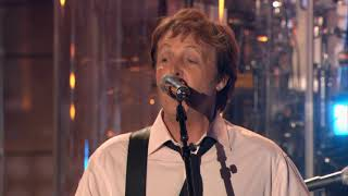 Billy Joel - I Saw Her Standing There (with Sir Paul McCartney) - Live at Shea Stadium (2008)