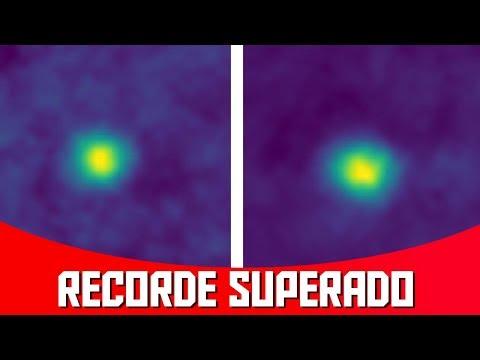 Recorde Quebrado! Sonda New Horizons Bate a Foto mais Distante da Terra | AstroPocket News