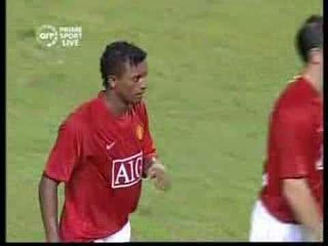 Nani goal for Man United